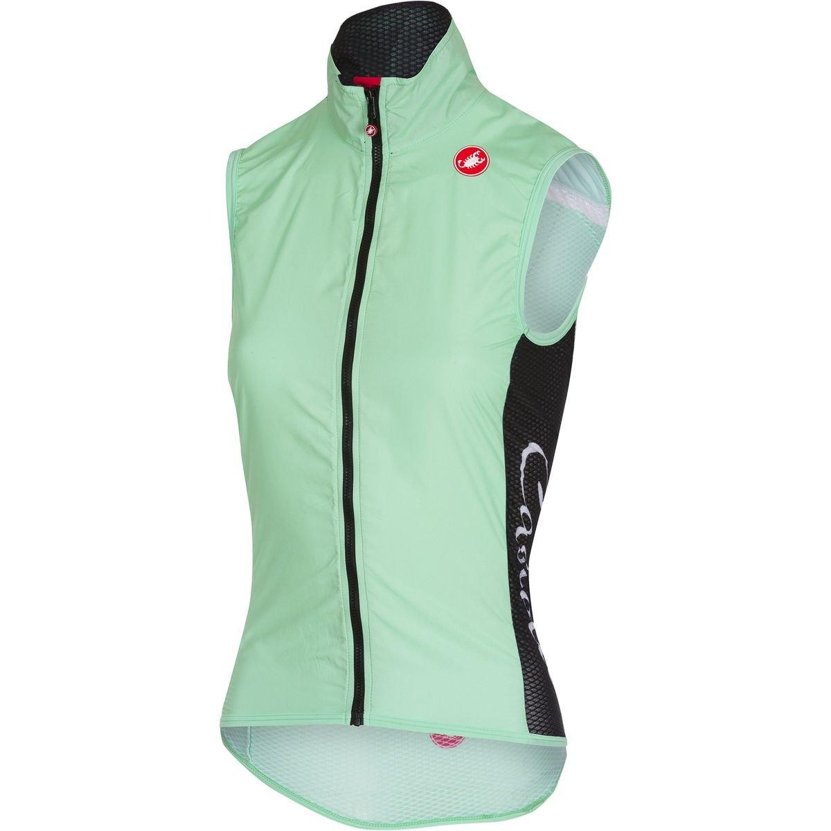Castelli Pro Light Wind Vest - Women's Pastel Mint, XS