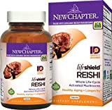 Organic Reishi, New Chapter LifeShield, 60 Capsules