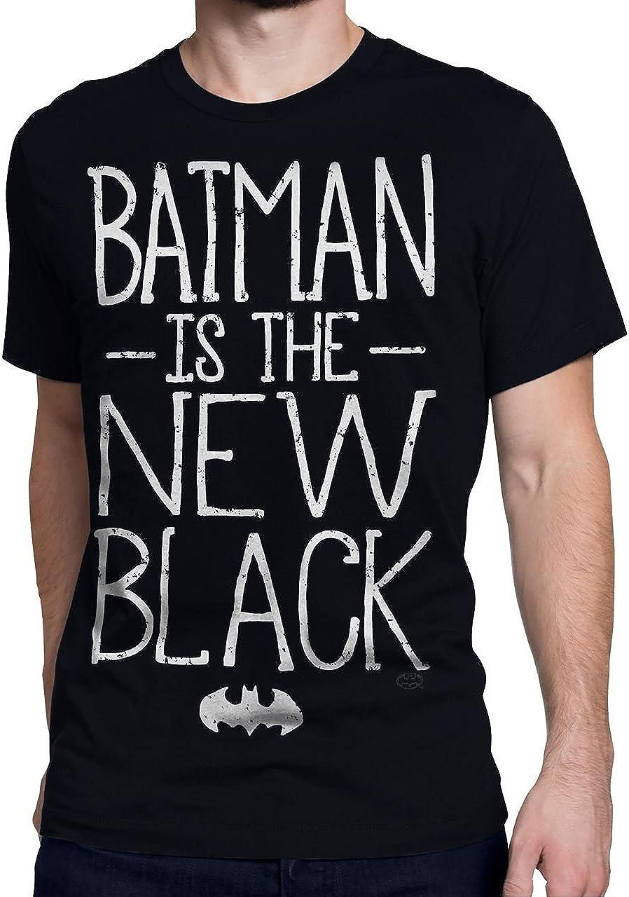 Batman Cambios es camisa Negro Los hombres negros de Nueva ...