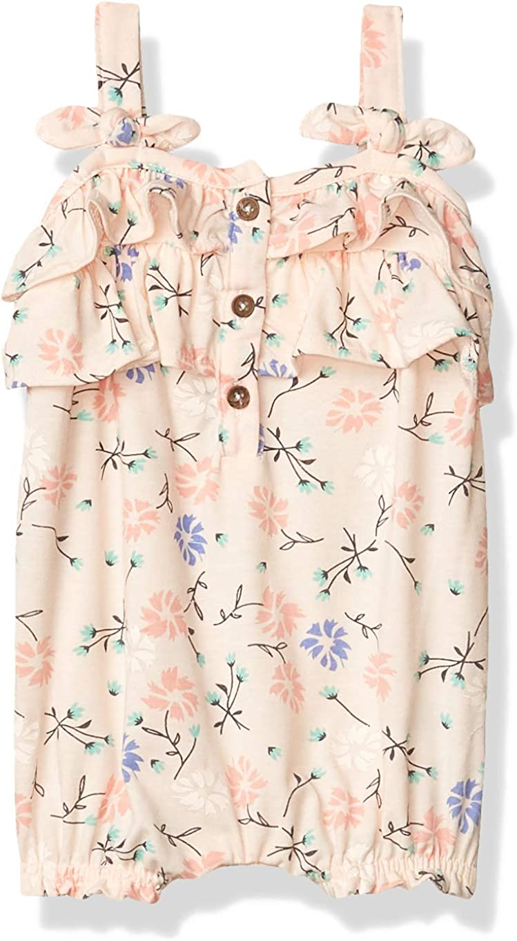 Jessica Simpson Baby Girls Rompers