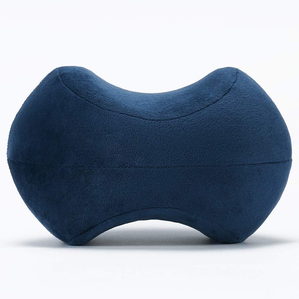 Laileya Contour Leg Cuscino ad Alta densit/à Memory Foam ergonomico Torna Gambe Anca Ginocchio Supporto Cuscino Gravidanza poggiagambe Cuscino