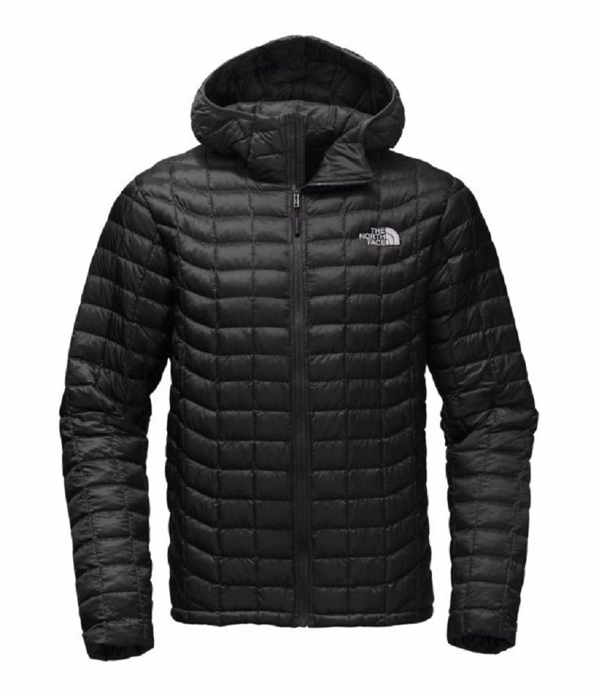 The North Face Mens Thermoball Hoodie Black XL