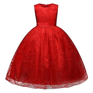 Valentinstag Kleider Sunday Festliches Mädchen Kleid Prinzessin ...