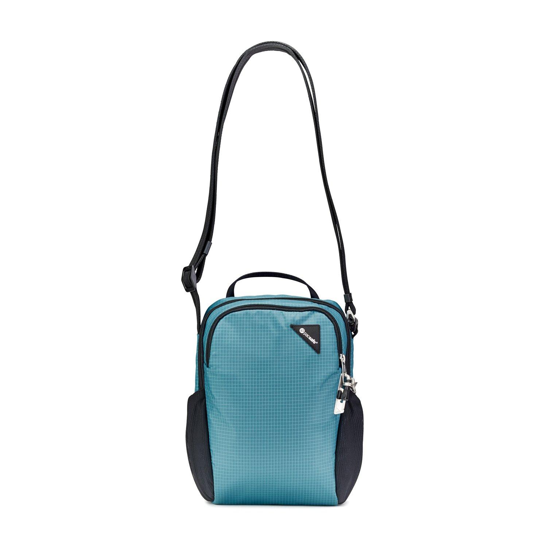 PacSafe Vibe 200 Anti-Theft Compact Crossbody Travel Cross-Body Bag, Hydro, One Size