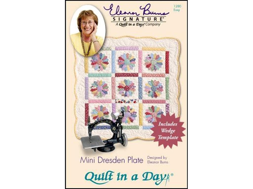 Amazon Quilt In A Day Eleanor Burns Signature Pattern Mini