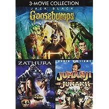 Goosebumps Zathura Jumanji 3 Movie Collection