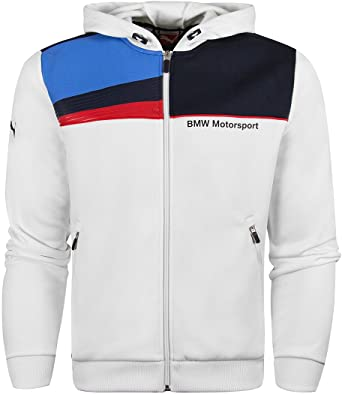 f1d211ad6c Puma BMW M Motorsport Full Zip Hoodie - Limited Edition - White ...