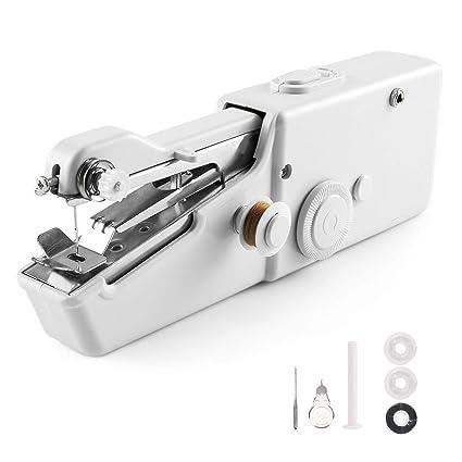 Amazon Com Royalsell Handheld Sewing Machine Mini Cordless