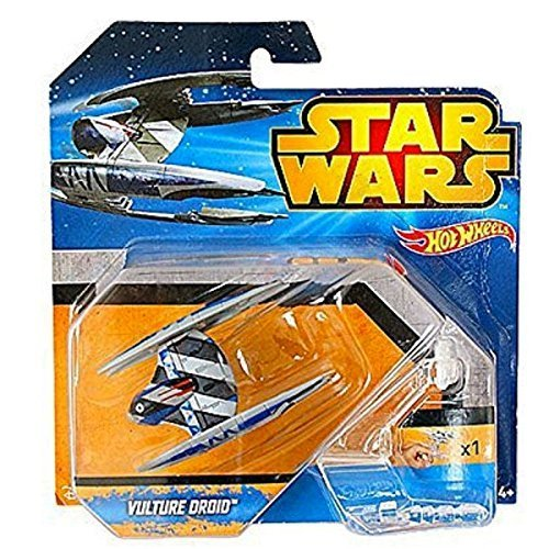 Hot Wheels Star Wars Starship Vulture Droid Die-Cast Vehicle CGW71