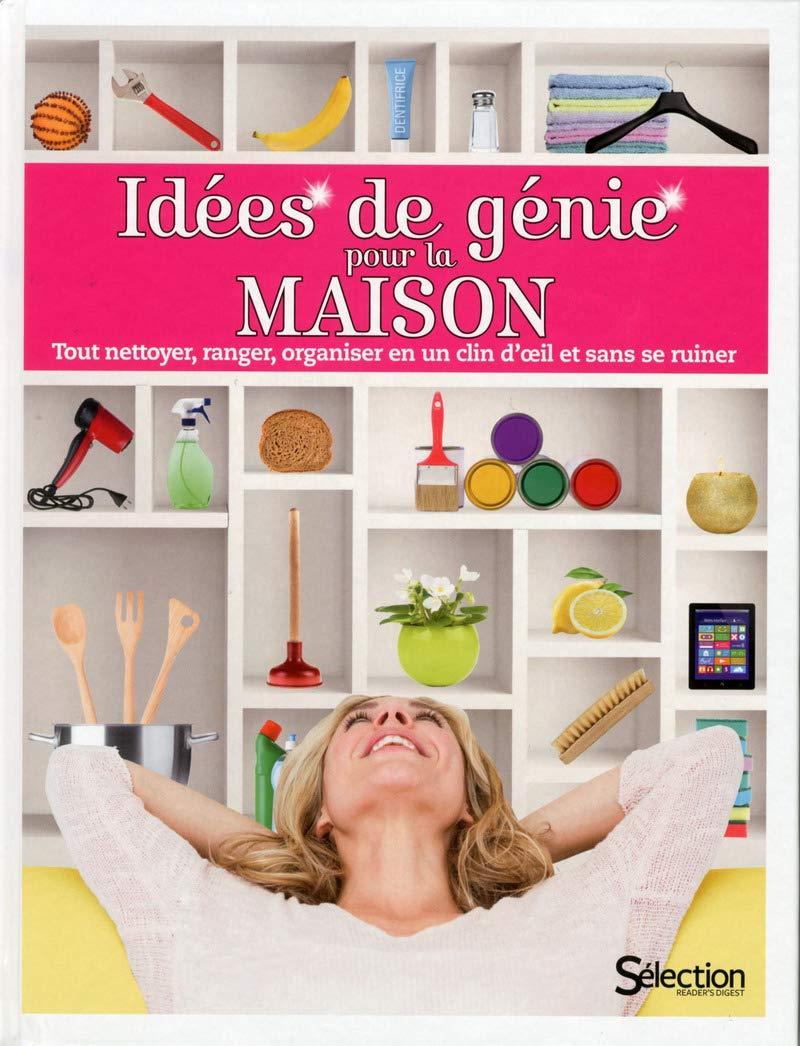 Amazon Fr Idees De Genie Pour La Maison Collectif Livres