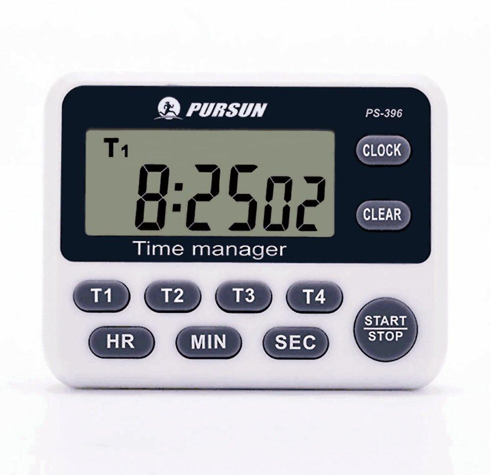 Timer da cucina 4 canali lcd timer da cucina digitale 2 - Timer da cucina ...