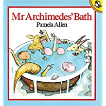 Mr. Archimedes' Bath (Picture Puffins)