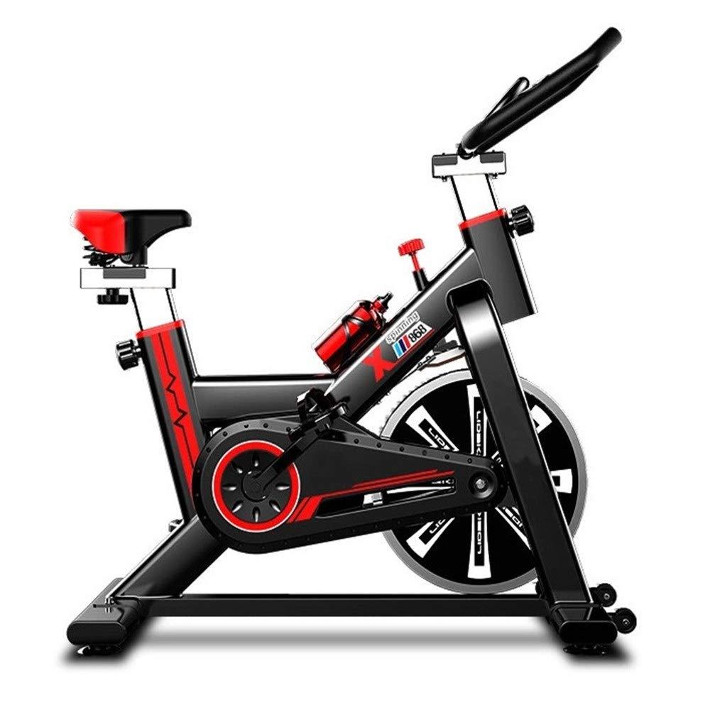 フィットネスバイク 訓練コンピュータおよび楕円形の十字のトレーナーのエアロバイクが付いている屋内高度の自転車のトレーナー スポーツ用品   B07R8S85XP