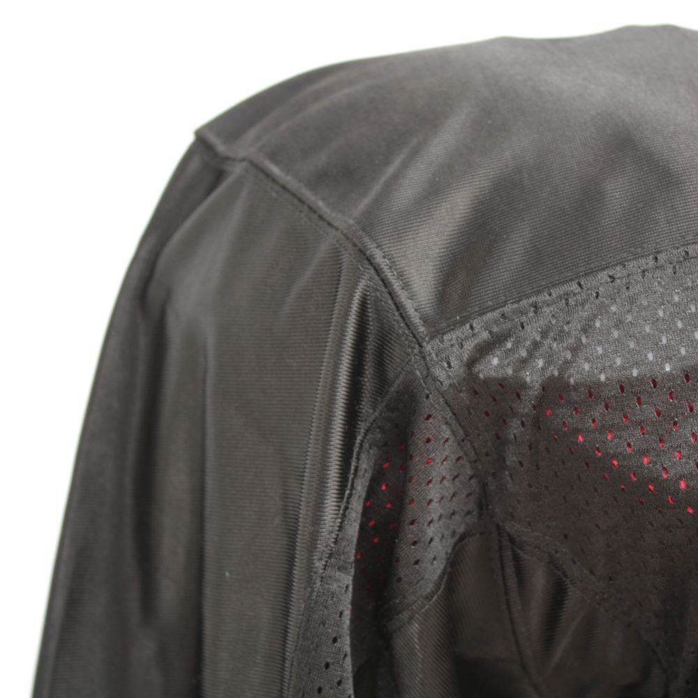 Maglia da Football Americano Barnett FJ-2 Colore Nero