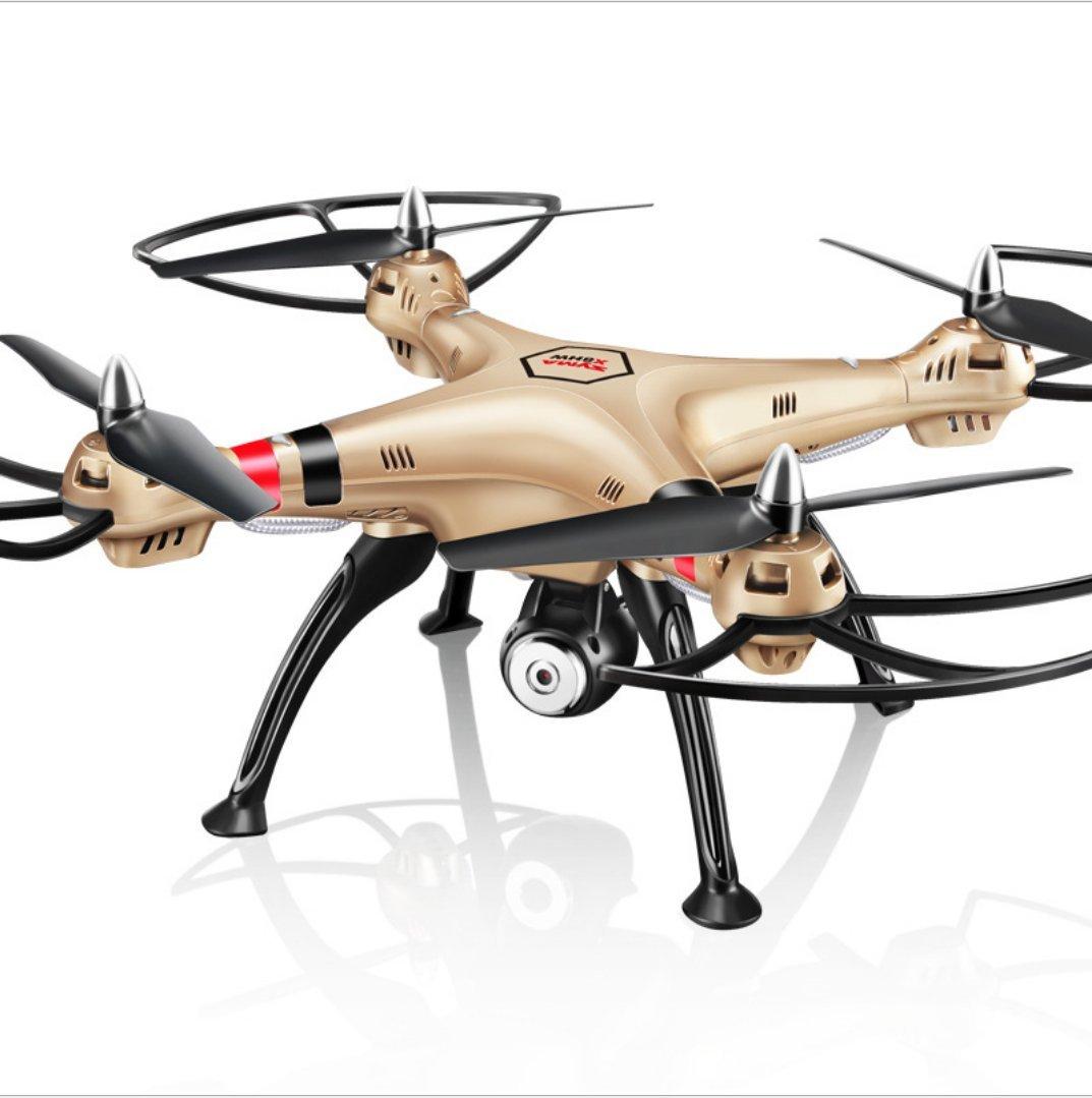 ganancia cero Spatial Element Syma X8HC 2.4Ghz 6 6 6 Ejes Drone Aéreo Gran Cámara HD WiFi FPV Y Modo Sin Cabeza Helicóptero  sin mínimo