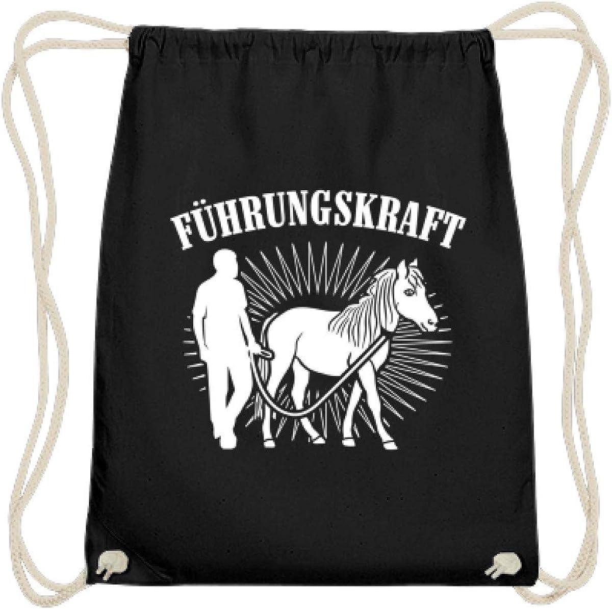 Ideal para caballos jinetes directores – Gymsac de algodón