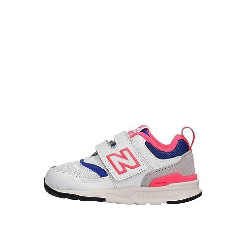 New Balance IZ997HAJ Sneaker Bambino Bianco 26  Amazon.it  Scarpe e borse e97d8486f3e