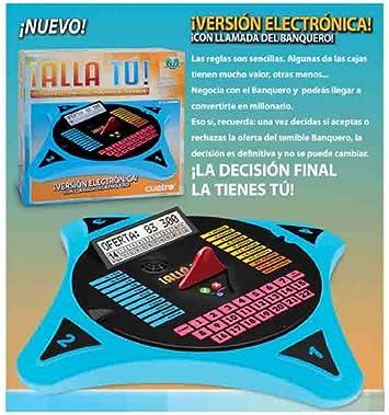 Giochi Preziosi - Juego electronico de Mesa (646552): Amazon.es: Juguetes y juegos