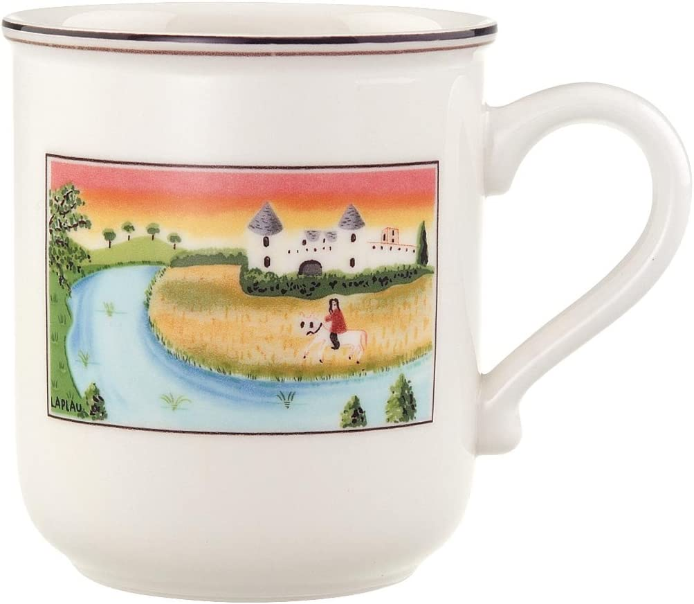 Cups and mugs from Villeroy & Boch pure drinking pleasure
