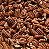 Native Pecan Halves, Family Recipe Crispy, Soaked and Dried with Sea Salt, Bulk 10 Lb.