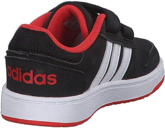 adidas Hoops 2.0 CMF I, Chaussures de Basketball Mixte Enfant
