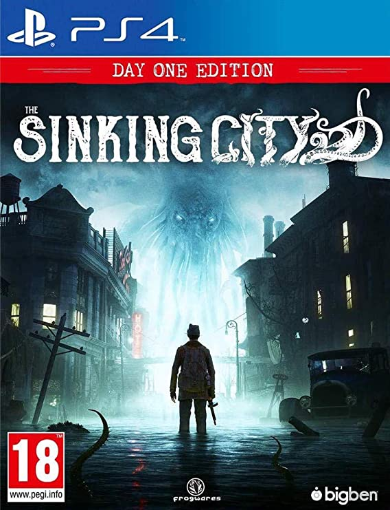 The Sinking City [Importación francesa]: Amazon.es: Videojuegos