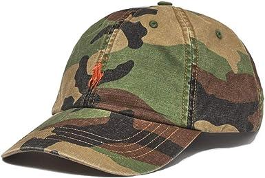 Polo Ralph Lauren, Gorra Classic Sport Cap Camo, RLU_710706537001 ...