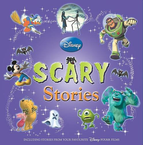 Disney Storybook: Scary Storybook Collection