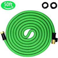 Ohala Expandable Garden Hose, Heavy Duty Water Hose with...