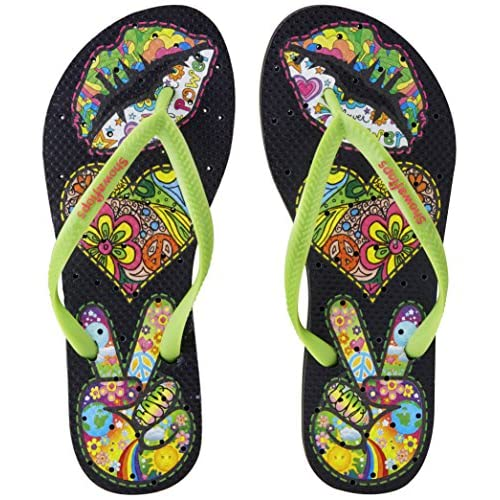 9038c6d2a 50%OFF Showaflops Womens  Antimicrobial Shower   Water Sandals for Pool