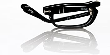f18551e39fd84 Persol Folding Reading glasses model PO2886V Black +2.00