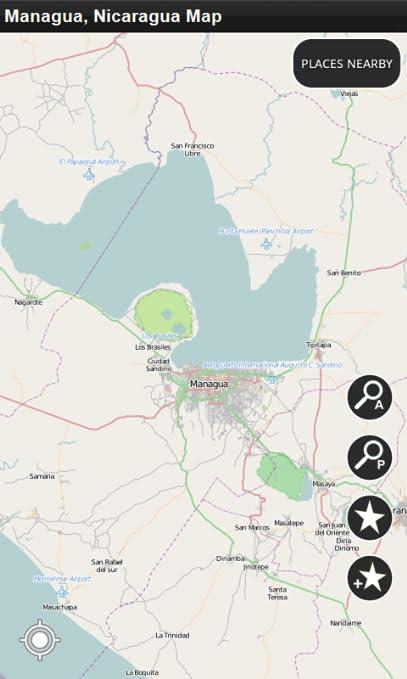 Amazon.com: Managua, Nicaragua - Offline Map: Appstore for ...