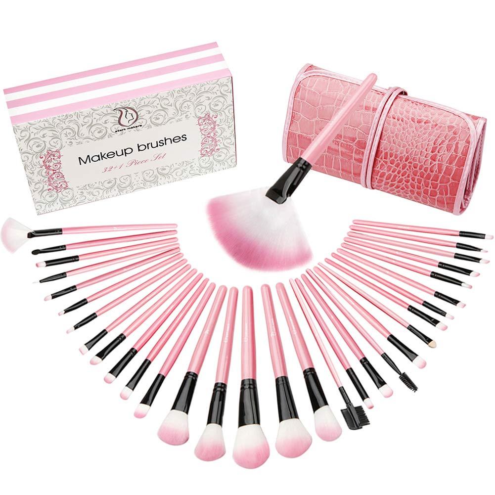Amazon Com Makeup Brushes Start Makers 32pcs Professional