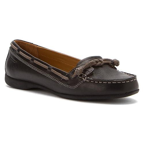 Sebago Womens Felucca Lace - Zapatos de cuero para mujer: Amazon.es: Zapatos y complementos