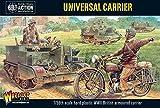 Universal Carrier, plastic boxed set, Bolt Action Wargaming Miniatures