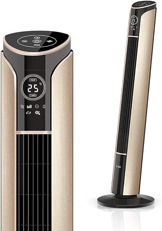 Ventilador Silencioso De Torre Oscilante Con Control Remoto ...