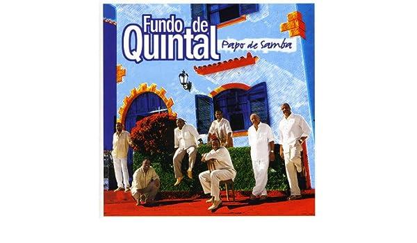 cd fundo de quintal papo de samba