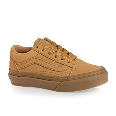 d97cf2a3407 Vans Shoes Youth Vansbuck Old Skool Shoe.  Amazon.co.uk  Shoes   Bags