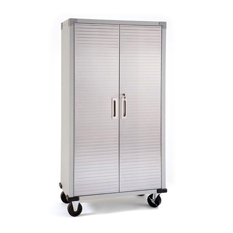 6. Seville Classics Heavy Duty Storage Cabinet UHD16234