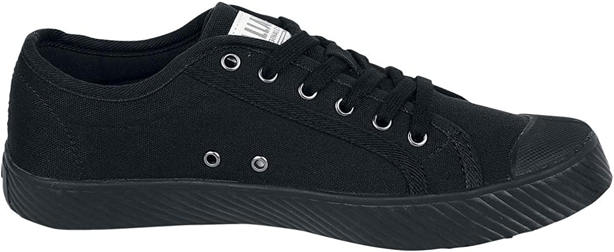 Palladium Plphoenix O C U, Baskets Mixte Noir Black 315