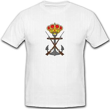 Copytec Escudo Infantería Marina España España Marino Infantería ...