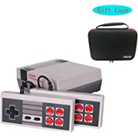 Classic Family Game Console System for Coolbaby with Built-in 600 TV Video Games and Dual Controllers (US Regulation 1)