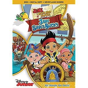 Jake & The Never Land Pirates: Jake Saves Bucky (2012)