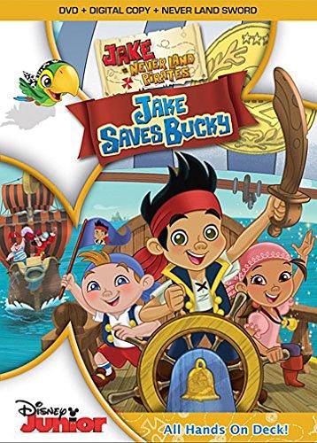 Jake & The Never Land Pirates: Jake Saves Bucky (Disney Store Uk Jake And The Neverland Pirates)