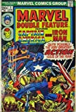 Marvel Double Feature - Captain America And Iron Man (Vol. 1, No. 3, April, 1974)