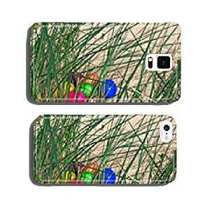 Easter eggs, hidden in beach grass 4 cell phone cover case iPhone5