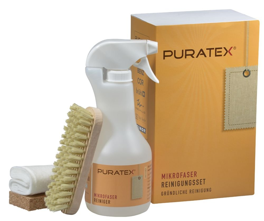 Puratex Mikrofaser Reinigungs-Set, 500 ml: Amazon.de: Drogerie ...