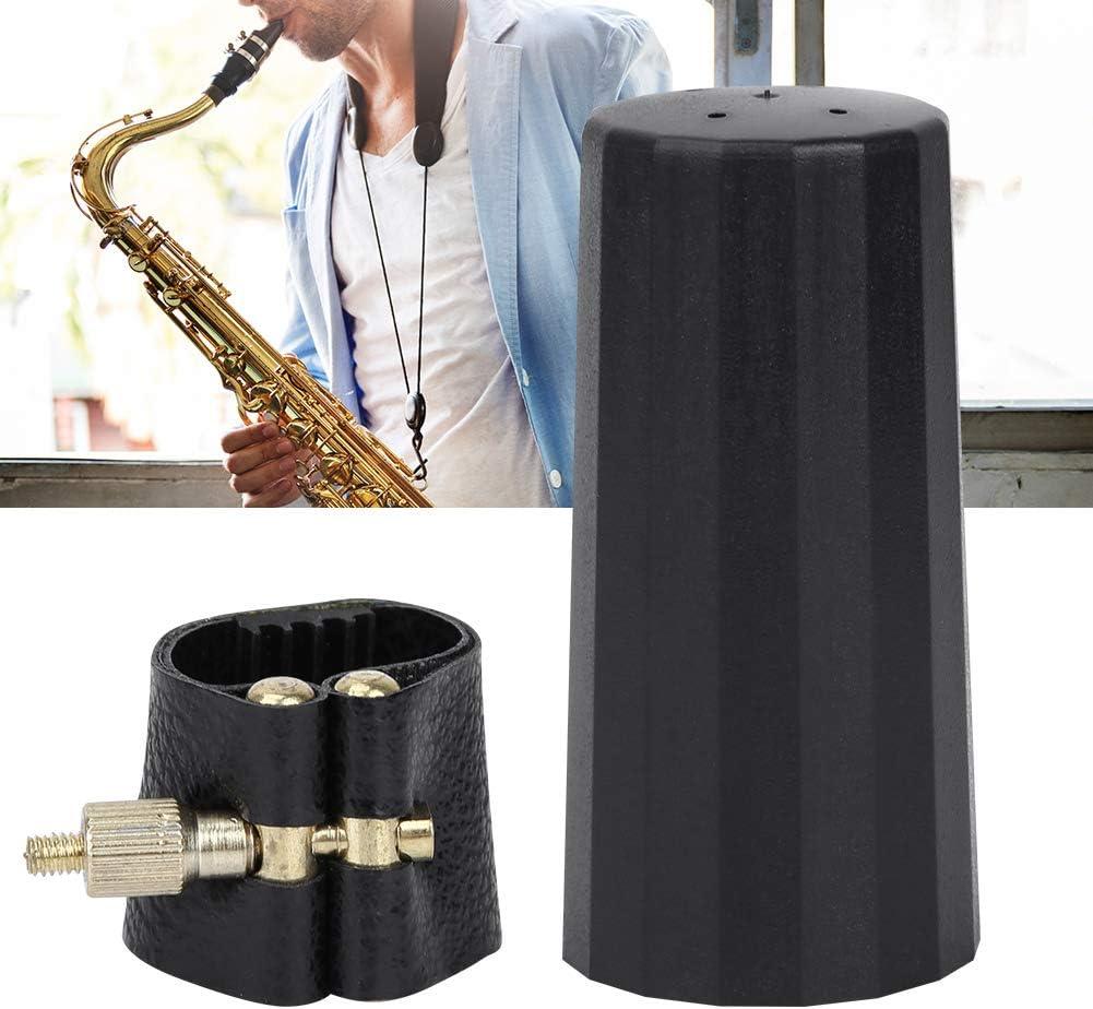 Sax Clip Ligatur für Alt Saxophon Mundstück Zubehör