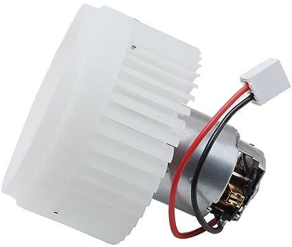 amazon com: topaz 9171479 a/c blower motor assembly for volvo s60 s80 v70  xc70 xc90: automotive