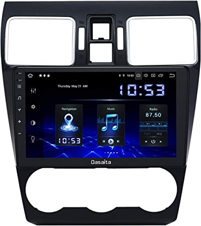 Dasaita 10 2 Zoll Android 10 0 Autoradio Bluetooth Mit Elektronik